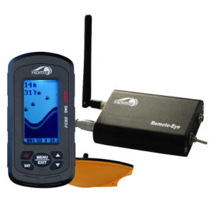 Baitboat Fishfinder - 300m RC Distance (FC80)
