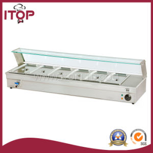 with LCD Temperature Indication Bain Marie (TBM) pictures & photos