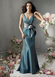 Elegant Bridesmaid Dress, Wedding Dress, Prom Dresses, Bridal Dress (JH95824)