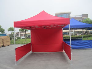 10 X 10 Popup Tent Custom Camping Signs Garden Gazebo pictures & photos