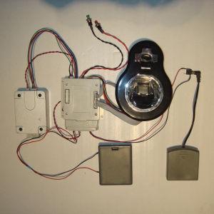 Fingerprint Lock (SJZ8003-1M) pictures & photos