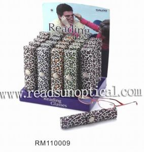 Metal Reading Glasses With Display (RM110009) pictures & photos