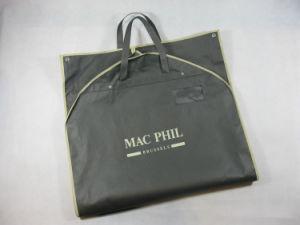 Wholesale Non Woven Garment Bags Wholesale/Luxury Suit Cover/Garment Cover pictures & photos