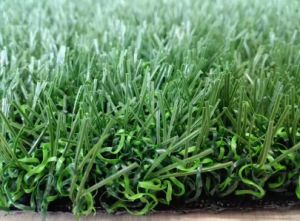 Professional Non-Infill Artificial Grass for Football pictures & photos