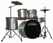 High Grade 5PCS PVC Drum Set (GHP5-1314-01)
