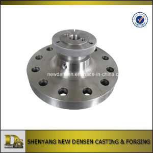 Steel Bar Machining Machinery Parts pictures & photos