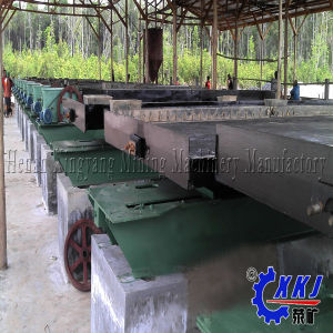 Professional Mine Equipment Ore Process Shaking Table pictures & photos