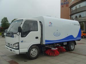 Isuzu Road Sweeper