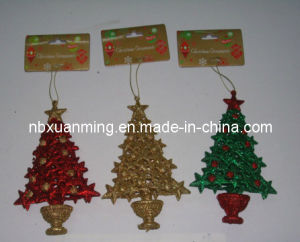 Glitter Christmas Tree (XM-C-1047) Christmas Ornament pictures & photos