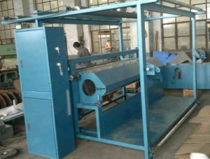 Convex-Concave Flower Pressing Machine Velvet Fabric (CLJ) pictures & photos