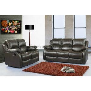 Living Room Sofa, Recliner Sofa (R-3012)