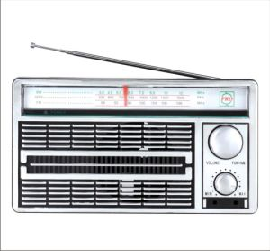 FM/AM/SW 3 Band Radio Receiver MP3 Player (BW-1202U )