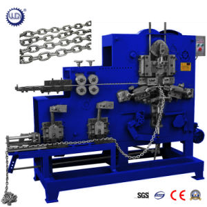 Automatic Mechanical Steel Lashing Chain Making Machine pictures & photos