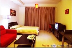 Bejing Cbd Huaxia Sunshine Service Apartment