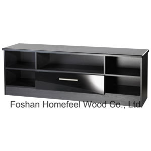 Perfect Storage Living Room Wooden Glossy TV Stand Cabinet pictures & photos