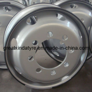 Tuneless Steel Wheel for Truck, Truck Wheel, Steel Wheel pictures & photos