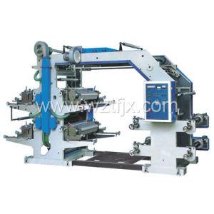 Four-Colour Flexographic Printing Machine (TF-41000)