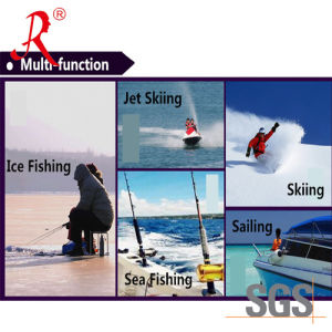 Winter Ice Fishing Bib Pants (QF-9081B) pictures & photos