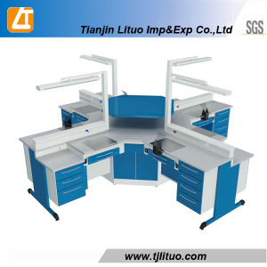 Low Price Dental Laboratory Bench Made in China pictures & photos