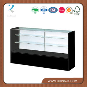 Full Vision Display Cabinet with Tempered Glass pictures & photos