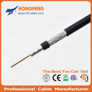 High Quality Low Db Loss 75 Ohm 3c-2V Coaxial Cable pictures & photos