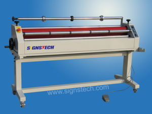 Competitive Price of Self Peeling Cold Laminator (Tt07) pictures & photos