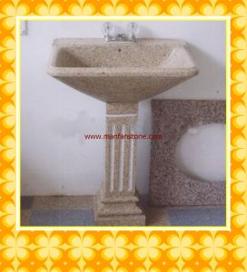 Granite Bathroom Countertop (G682)