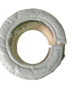 Flange Insulation - Removable Flange Insulating Jackets pictures & photos
