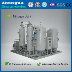 New Design Carbon Molecular Sieve Psa Nitrogen Generation Plant for Sale pictures & photos