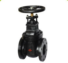 ANSI 125/150lb RF Cast Iron OS&Y Gate Valve pictures & photos