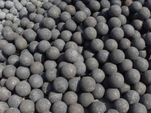 Forged Grinding Steel Ball (dia80mm) pictures & photos