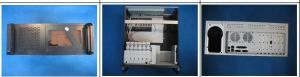 4u 483f Rackmounted Case for Sever Rack Network Cabinet pictures & photos