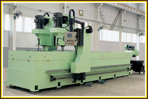 CNC Drilling Machine for Plates with 2 Drills (PD4010/2) pictures & photos