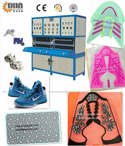 Manufacturing Kpu Shoes Making Machine for Sports Shoe Upper Molding pictures & photos