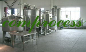 Yoghurt Process Line for Making