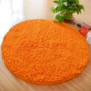 Cheap Price Chenille Carpet Mat Anti-Slip Water Absorption Bath Mat pictures & photos