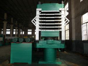 EVA Vulcanizing Press/ EVA Hydraulic Press/EVA Sheet Press pictures & photos