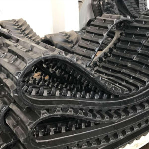Rubber Tracks (320X90X52) for Yanmar Excavator Construction Machinery pictures & photos