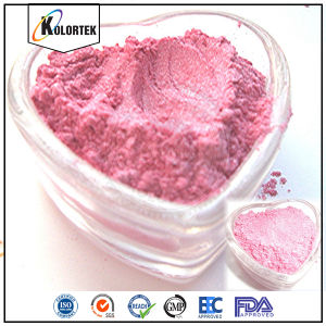 Cosmetic Grade Colored Mica Powder pictures & photos