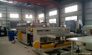 PVC Skinning Semi-Skinning Foaming Board Extrusion Line pictures & photos