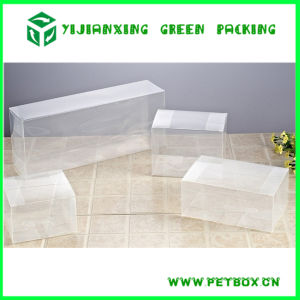 Plastic Pet Packaging Clear Box