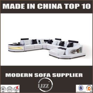 2017 New Design Living Room Furniture Luxury Sofa Sets (LZ-2217) pictures & photos