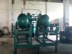Waste Lubricant Oil Purification Plant Decoloring Machine Lye pictures & photos