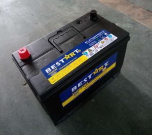 Manufacture 95D31lmf 12V 80ah Mf Bci-27r Hybrid Car Automotive Battery pictures & photos