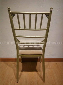 Wedding Aluminum Chiavari Chair Tiffany Chair pictures & photos