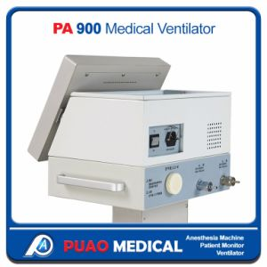 PA 900b Advanced Model Medical Ventilator pictures & photos