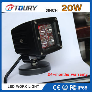 CREE Auto LED Car Light 20wmotor Factory LED Working Lamp pictures & photos