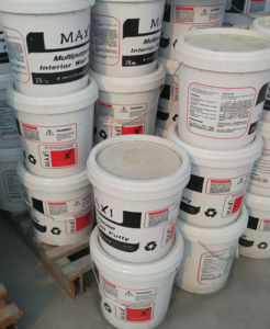 Gypsum Powder/Wall Putty Mixed Jointing Compoundmixed Interior Wall Putty/25kg/Shandong Top Building pictures & photos