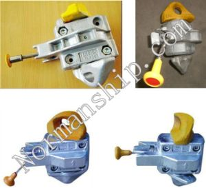 Semi Automatic Container Lashing Twist Lock pictures & photos