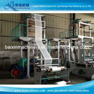 High Speed T Shirt Bags Film Blowing Machine (BX-SJ) pictures & photos